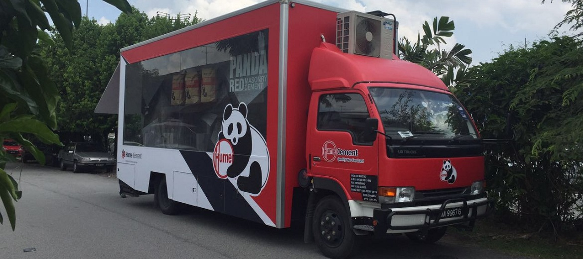 Panda Red Roadshow